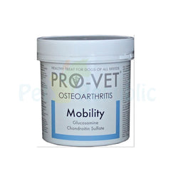 PROVET Healthy Treat MOBILITY Supplement 135gr - Pet Republic Jakarta