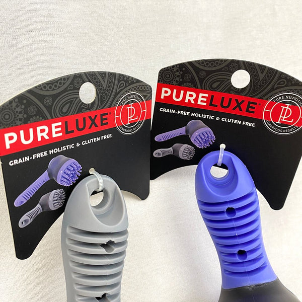 PURELUXE Grooming and Sanitary Brush Small Grooming Tools Pure Luxe