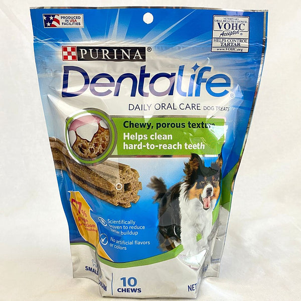 PURINA DentalLife Dog Small Medium 198g Dog Dental Chew Purina