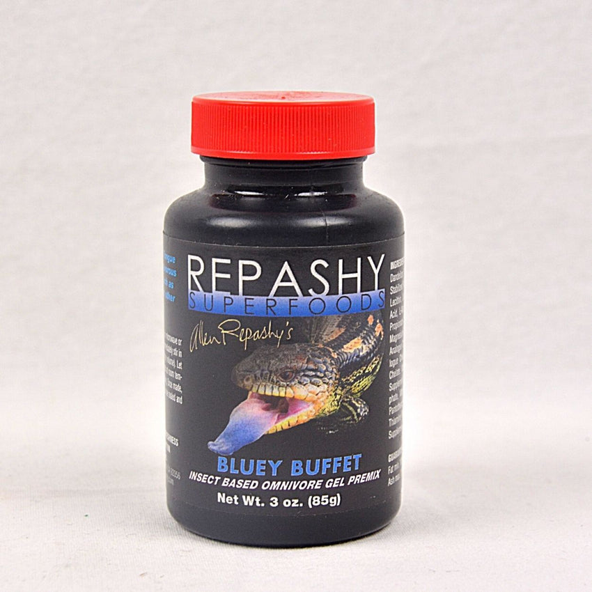 REPASHY Bluey Buffet 85g Reptile Snack Reptile Supplement Repashy