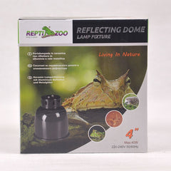 REPTIZOO Mini Dome 1x40w Reptile Heating & Lighting Reptizoo