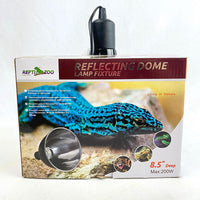 REPTIZOO RL02LB Light Dome 8,5'' Deep Reptile Heating & Lighting Reptizoo