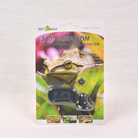 REPTIZOO SH128 Digital Thermo Hygrometer With Suction Reptile Habitat Accesories Reptizoo