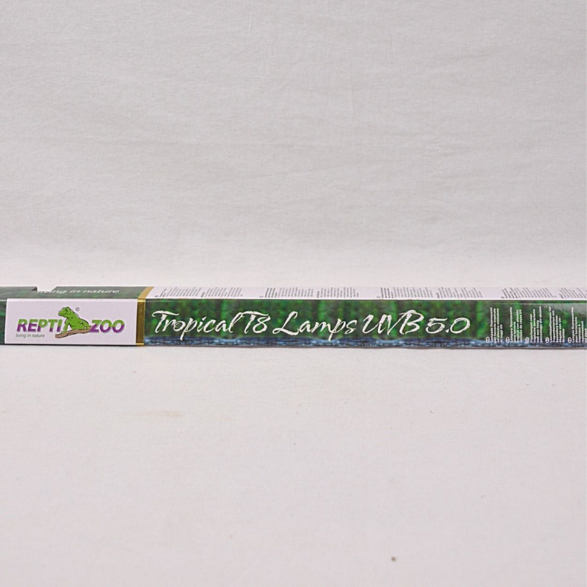 REPTIZOO UVB 5.0 T8 Light tubes 36W 1213mm Reptile Heating & Lighting Reptizoo