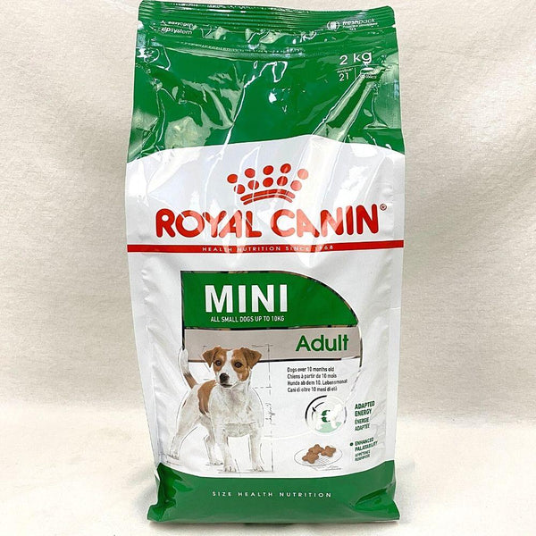 ROYAL CANIN Canine Mini Adult 2kg Dog Food Dry Royal Canin