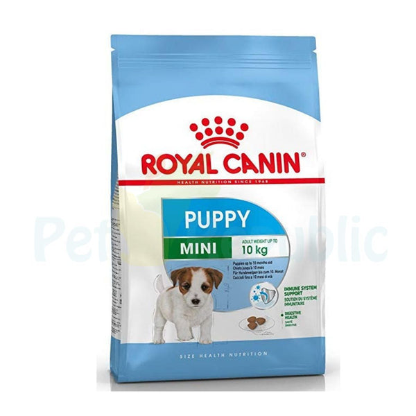 ROYAL CANIN Canine Mini Puppy 2kg - Pet Republic Jakarta