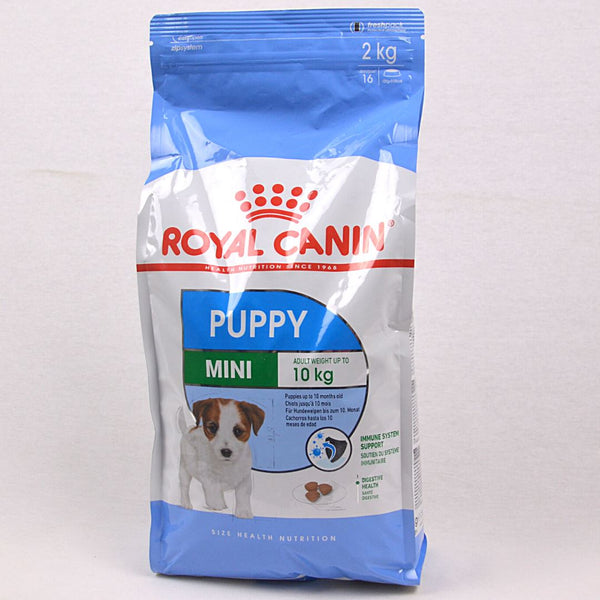 ROYAL CANIN Canine Mini Puppy 2kg Dog Food Dry Royal Canin