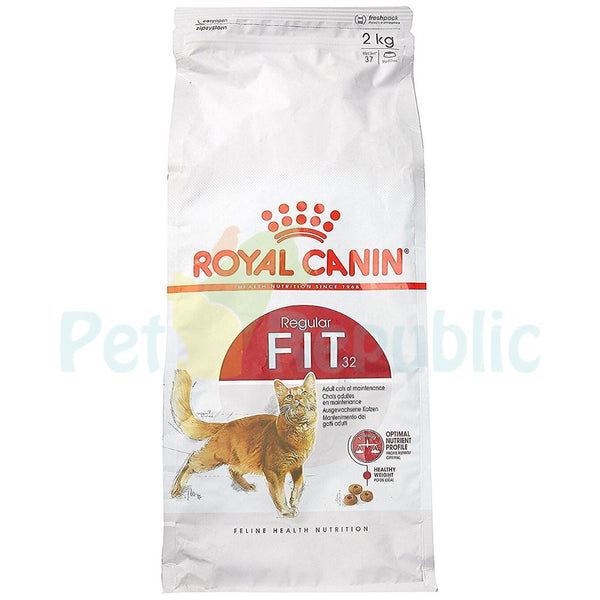 ROYAL CANIN Feline Fit 2kg - Pet Republic Jakarta