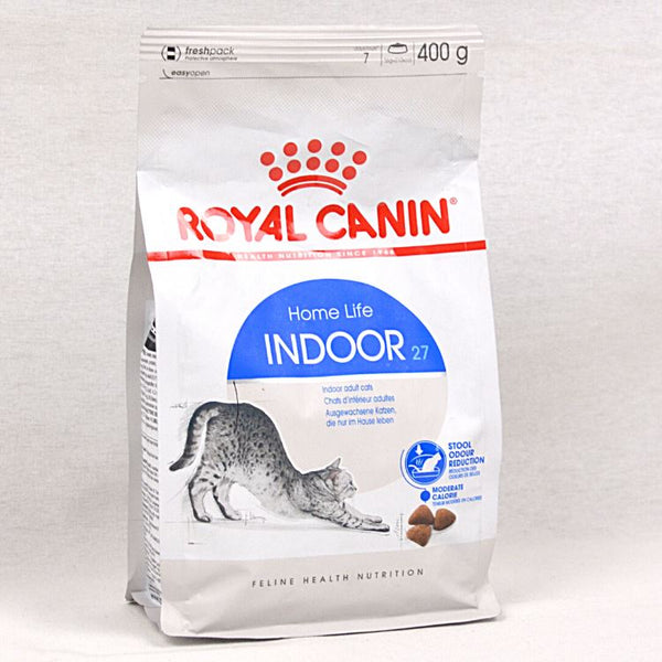 ROYAL CANIN Feline Indoor 400gr Cat Dry Food Royal Canin
