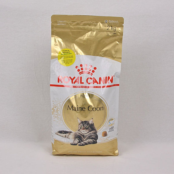 ROYALCANIN Adult Maine Coon 2kg Cat Dry Food Royal Canin