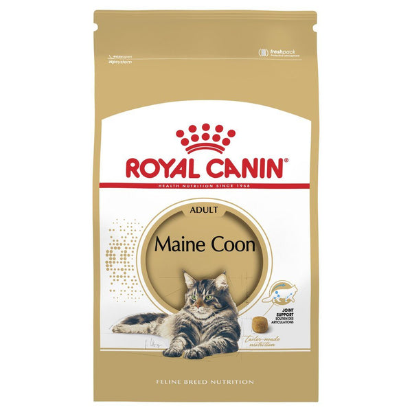 ROYALCANIN Adult Maine Coon 4kg Cat Dry Food Royal Canin