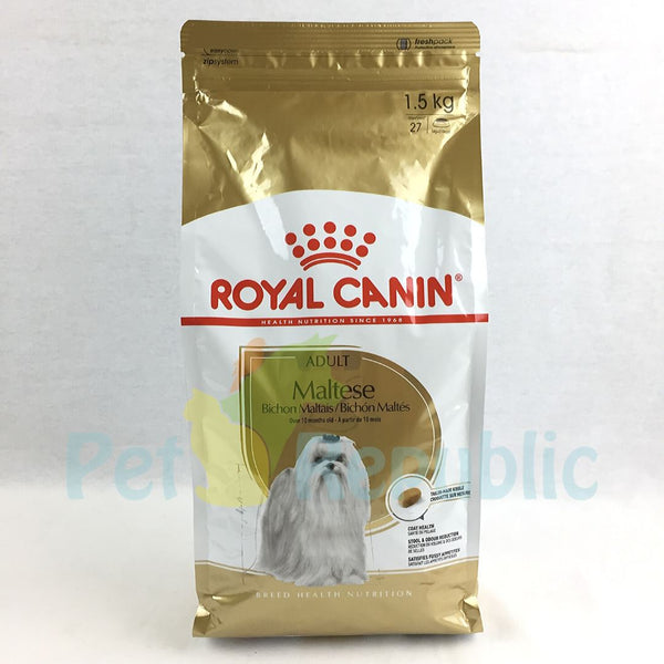 ROYALCANIN Adult Maltese 1.5kg - Pet Republic Jakarta