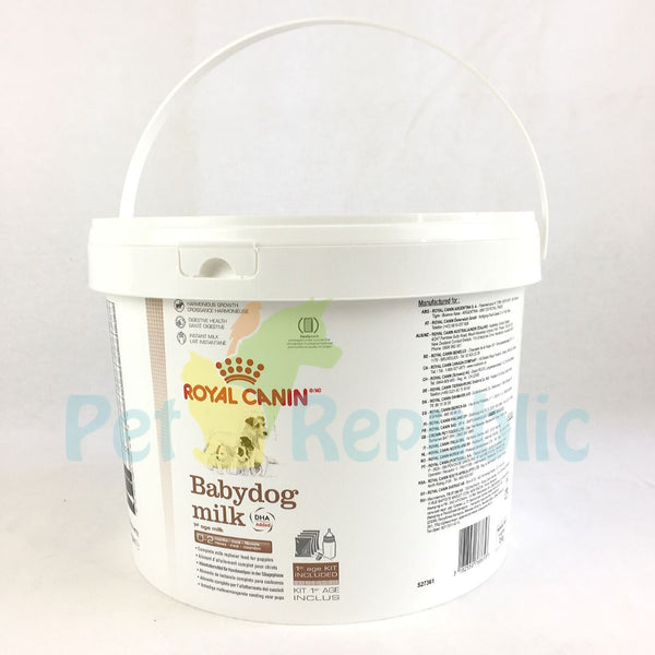 ROYALCANIN Baby Milk Dog 2kg - Pet Republic Jakarta