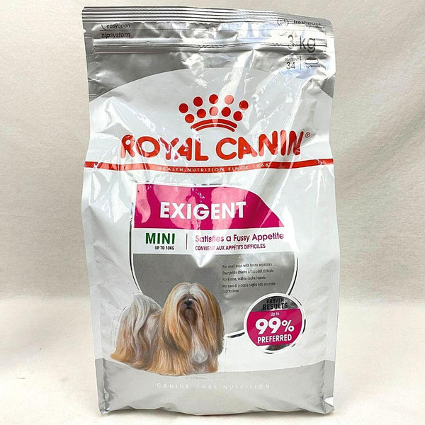 ROYALCANIN Canine Exigent Mini 3 kg Dog Food Dry Royal Canin