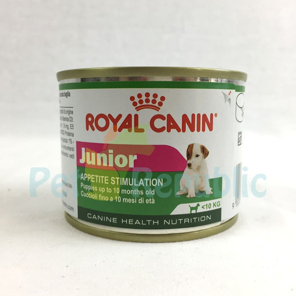ROYALCANIN Canine Mini Junior Canned 195gr - Pet Republic Jakarta