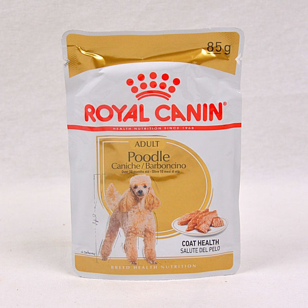 ROYALCANIN Canine Pouch Poodle 85gr Dog Food Wet Royal Canin