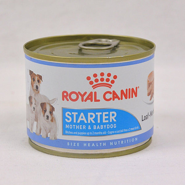 ROYALCANIN Canine Starter Mousse 195gr Dog Food Wet Royal Canin
