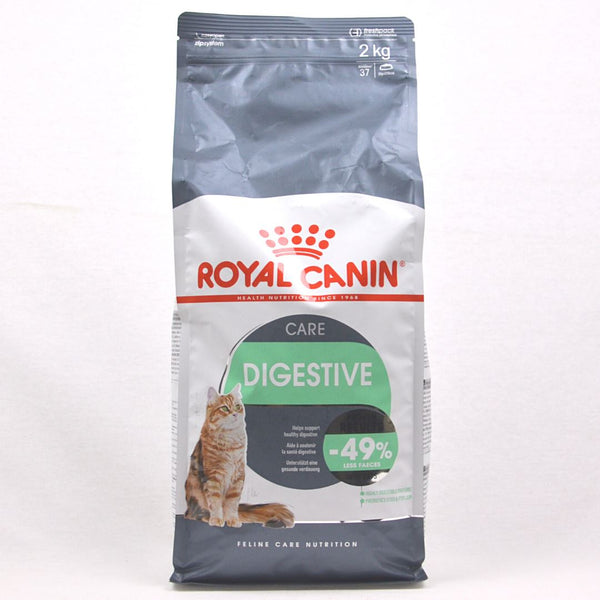 ROYALCANIN Cat Digestive Care 2kg Cat Dry Food Royal Canin
