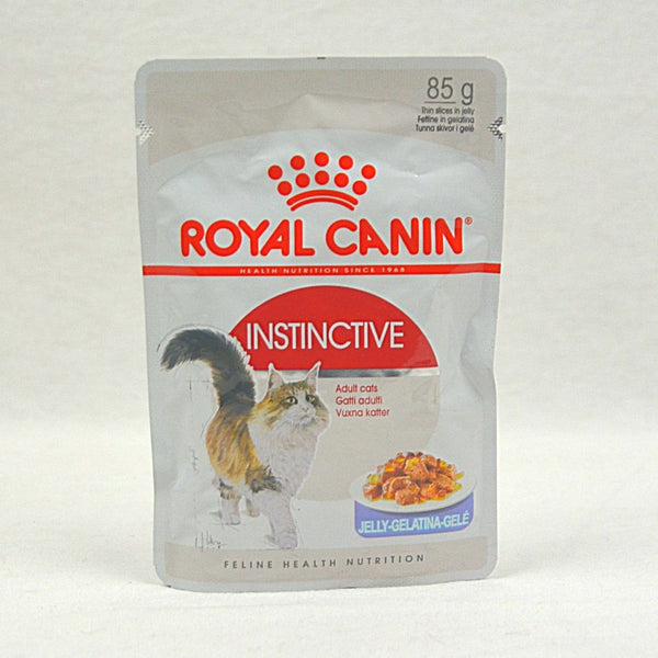 ROYALCANIN Cat Instinctive Pouch Jelly 85gr Cat Food Wet Royal Canin
