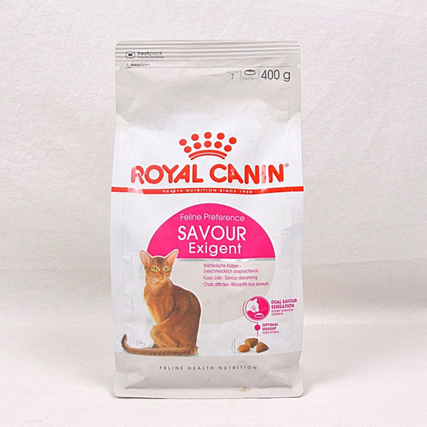 ROYALCANIN Exigent Savour Sensation 400gr Cat Dry Food Royal Canin