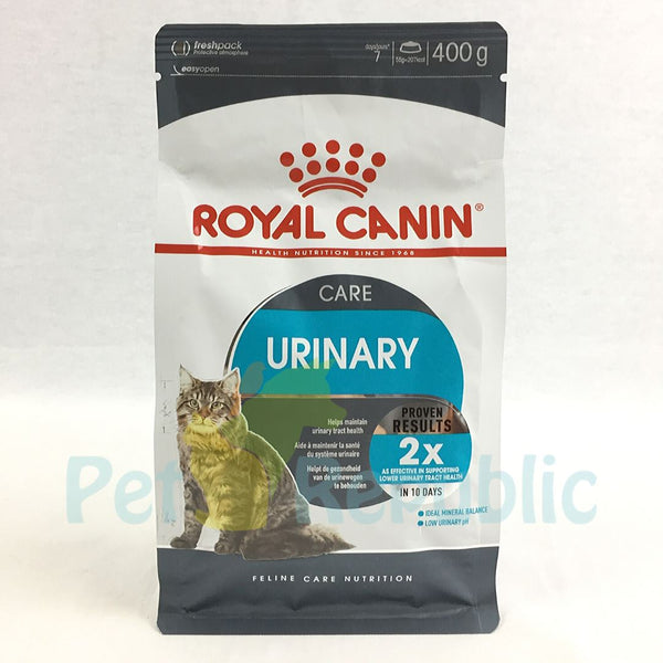 ROYALCANIN FCN Urinary Care 400g - Pet Republic Jakarta