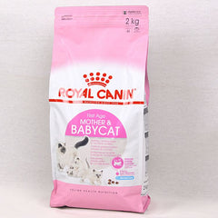 ROYALCANIN Feline Mother and Baby Cat 2kg Cat Dry Food Royal Canin