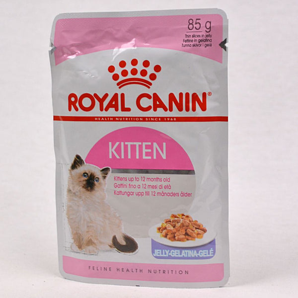 ROYALCANIN Kitten Instinctive Pouch Jelly 85gr Cat Food Wet Royal Canin