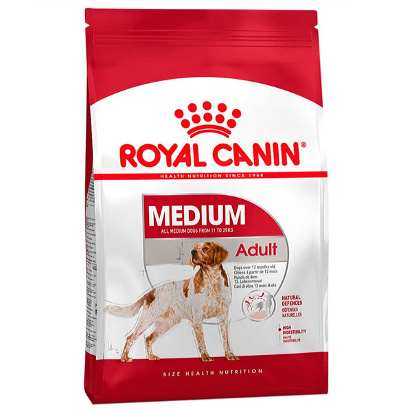 ROYALCANIN Medium Adult 10kg Dog Food Dry Royal Canin