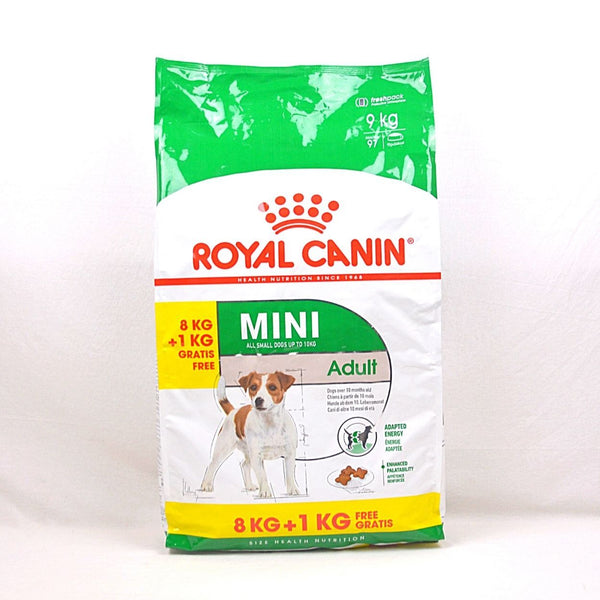 ROYALCANIN Mini Adult 9kg Dog Food Dry Royal Canin