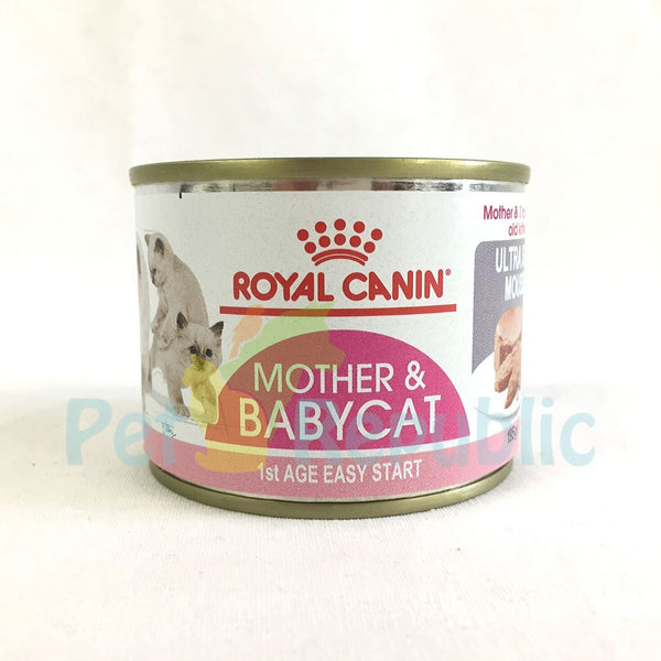 ROYALCANIN Mother and Baby Cat Canned 195gr - Pet Republic Jakarta