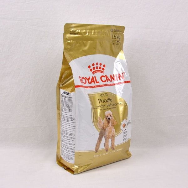 ROYALCANIN Poodle Adult 1.5kg Dog Food Dry Royal Canin