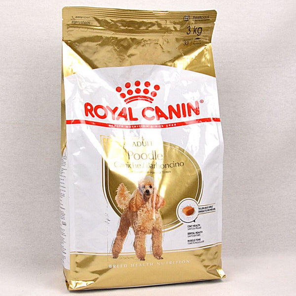 ROYALCANIN Poodle Adult 3kg Dog Food Dry Royal Canin