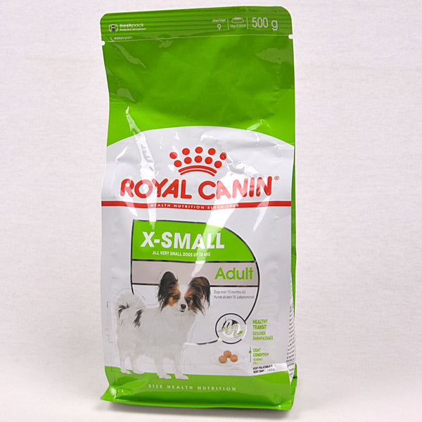 ROYALCANIN XSmall Adult 500gr Dog Food Dry Royal Canin