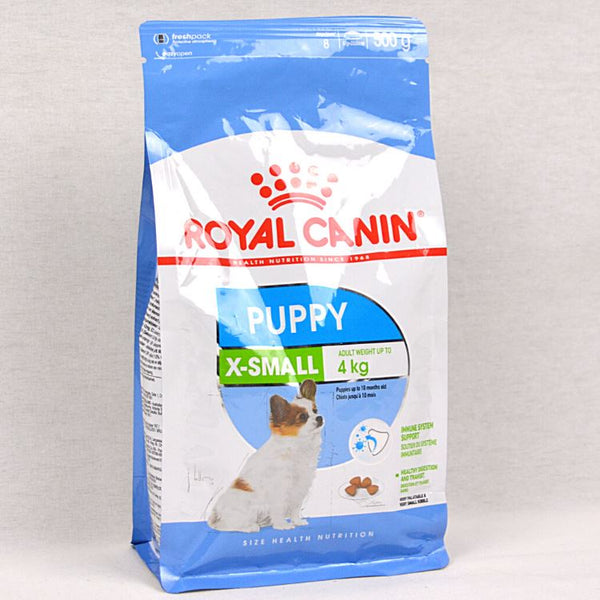 ROYALCANIN XSmall Puppy 500gr Dog Food Dry Royal Canin