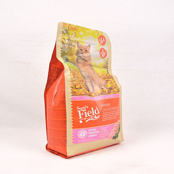 SAMSFIELD Cat Senior 2,5kg Cat Dry Food Sam`s Field