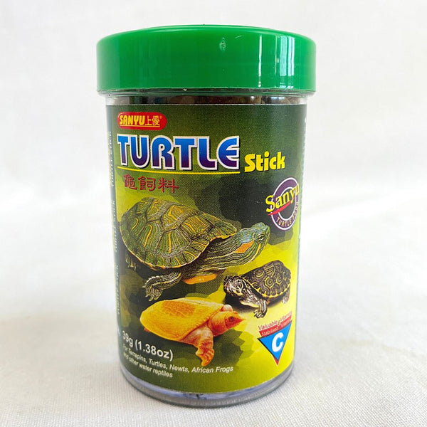 SANYU Turtle Stick 39g Reptile Food Sanyu