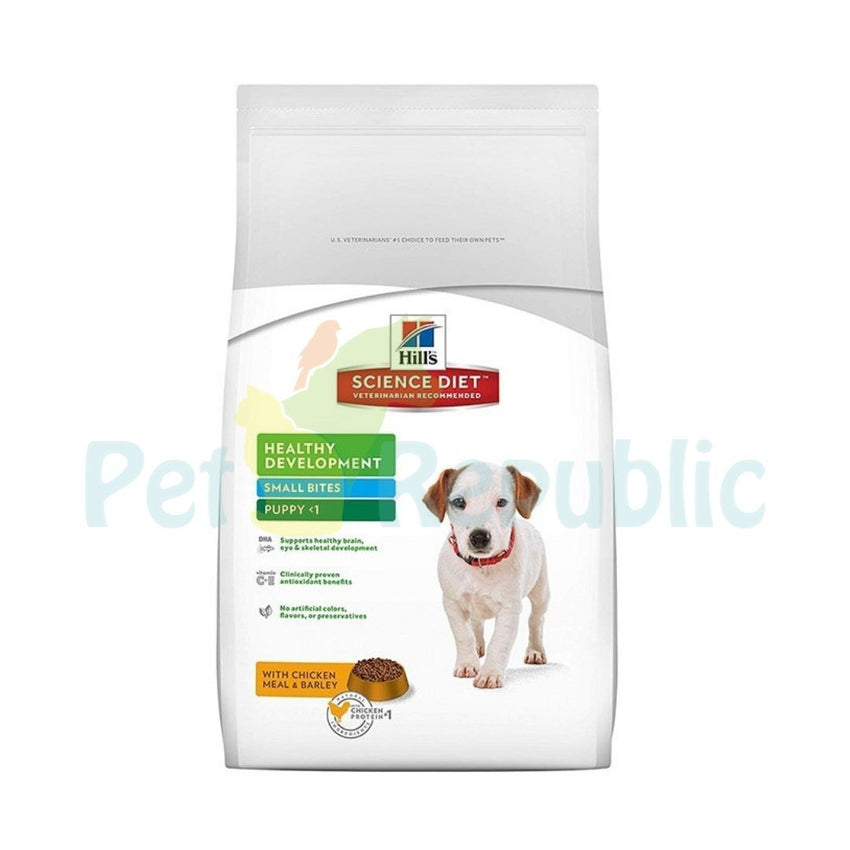 SCIENCE DIET Puppy Healthy Development Small Bites Chicken 2kg - Pet Republic Jakarta
