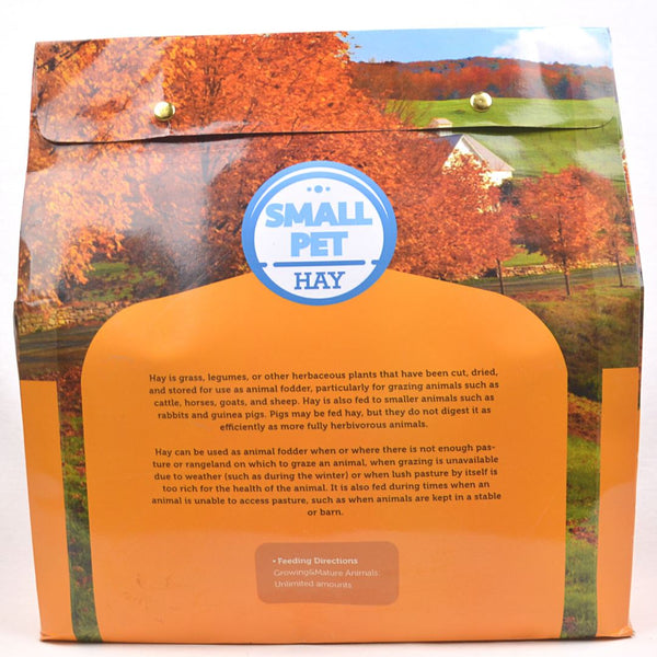Small Pet Hay Timothy 400gr Small Animal Food small pet