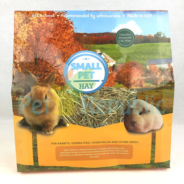 Small Pet Hay Timothy 400gr - Pet Republic Jakarta