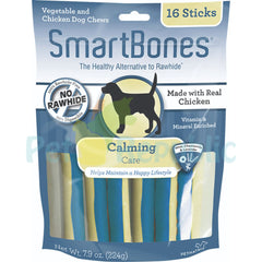 SMARTBONES Dental Chew FUNCTIONAL Calming 16pcs - Pet Republic Jakarta