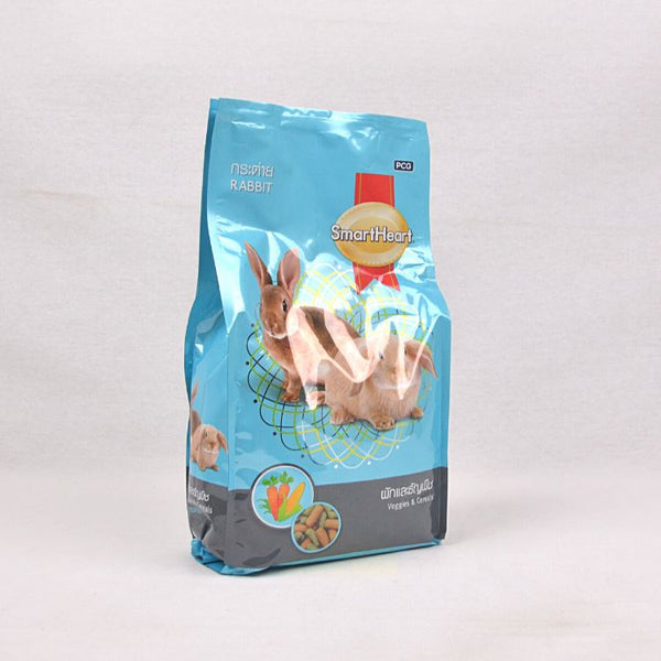 SMARTHEART Rabbit Food Veggies & Cereal 1kg Small Animal Food PCI
