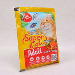 SUPERCAT Fiesta Adult 50g Cat Dry Food SuperCat