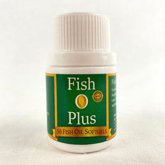 TDV FishOPlus Fish Oil Softgel 50 Pet Vitamin and Supplement TDV