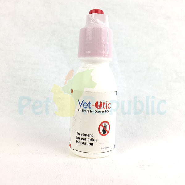 TDV Vetotic 10ml - Pet Republic Jakarta