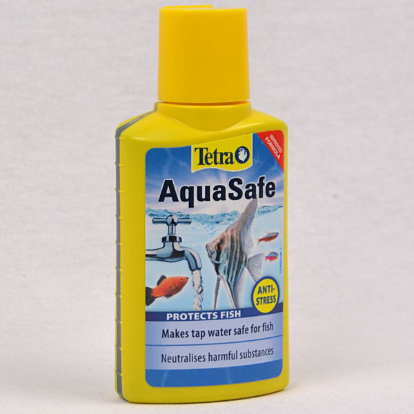 TETRA Aqua Safe 100ml Fish Medicated Care Tetra