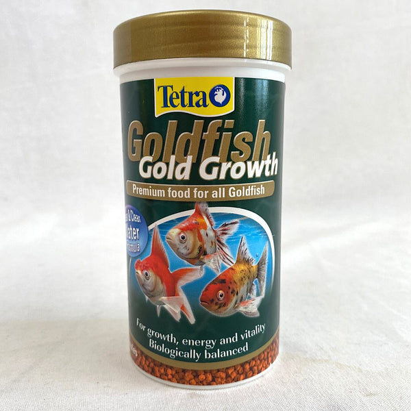 TETRA Goldfish Gold Growth 113gr Fish Food Tetra