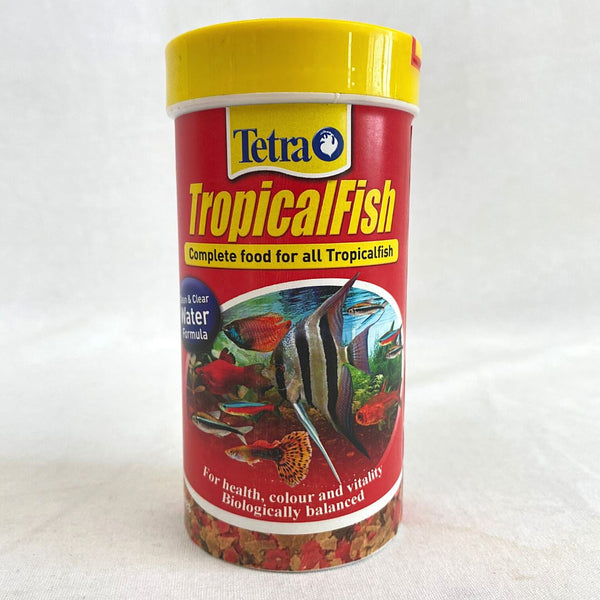 TETRA Tropical Fish Flakes 52gr Fish Food Tetra