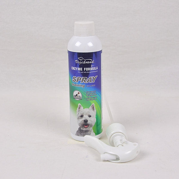 VEGEBRAND Puppy Training Spray 200ml Pet Training Vegebrand
