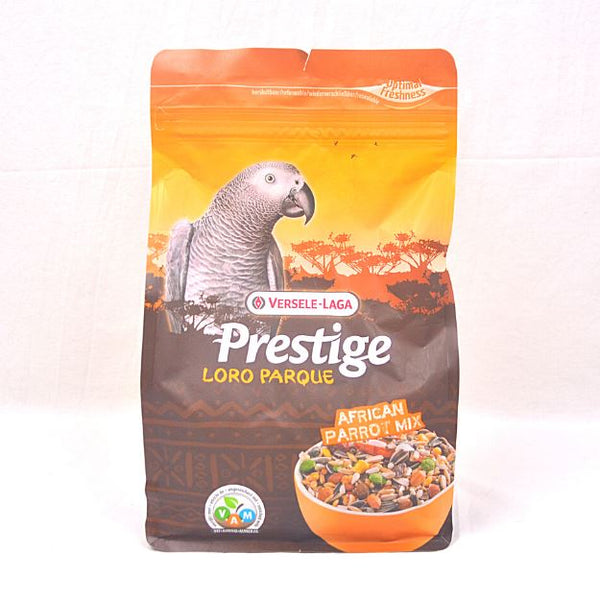 VERSELELAGA Prestige African Parrot Mix 1kg Bird Food Verselelaga