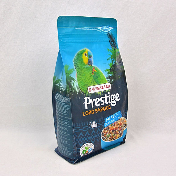 VERSELELAGA Prestige Amazone Parrot Mix 1kg Bird Food Verselelaga